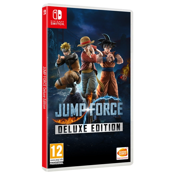 Jump Force - Deluxe Edition NSwitch
