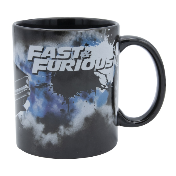 Fast and Furious tazza nera