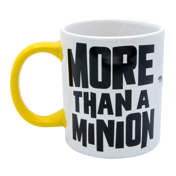 Minions 2 tazza More than a Minion