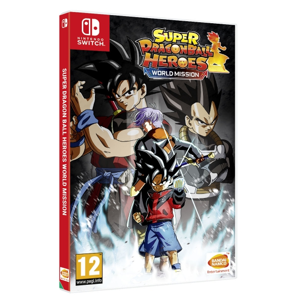 Super Dragon Ball Heroes World Mission NSwitch
