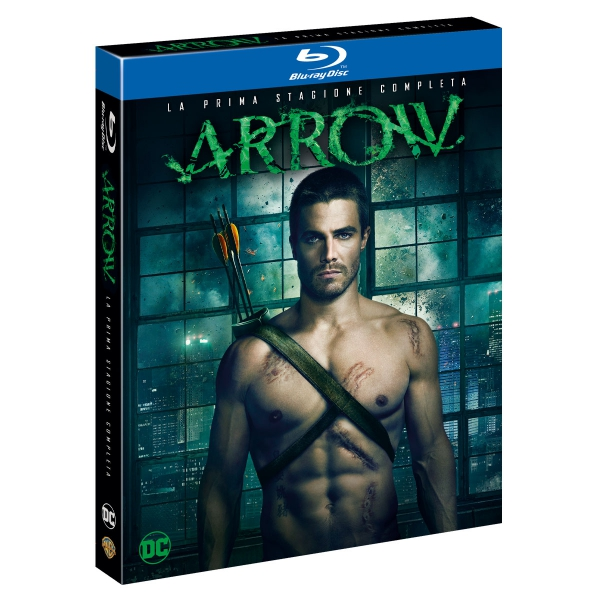Arrow: prima stagione completa (BS) (Blu-ray)