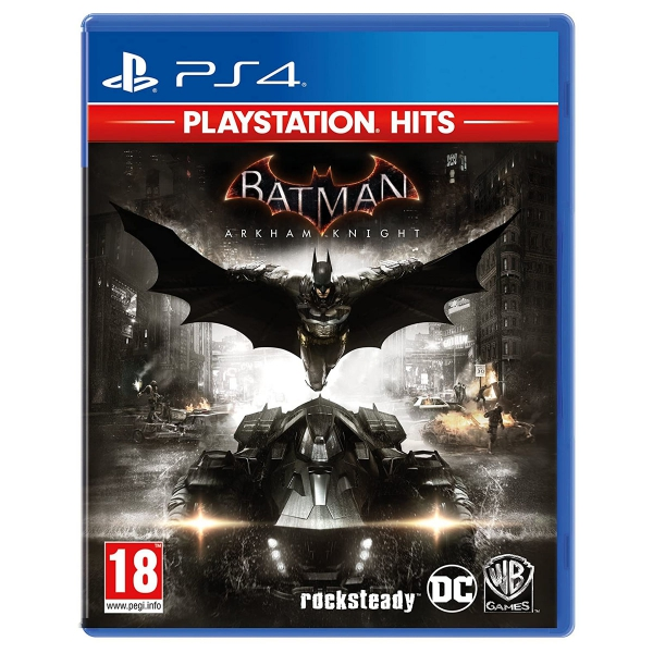 Batman Arkham Knight Hits Collection (PS4)