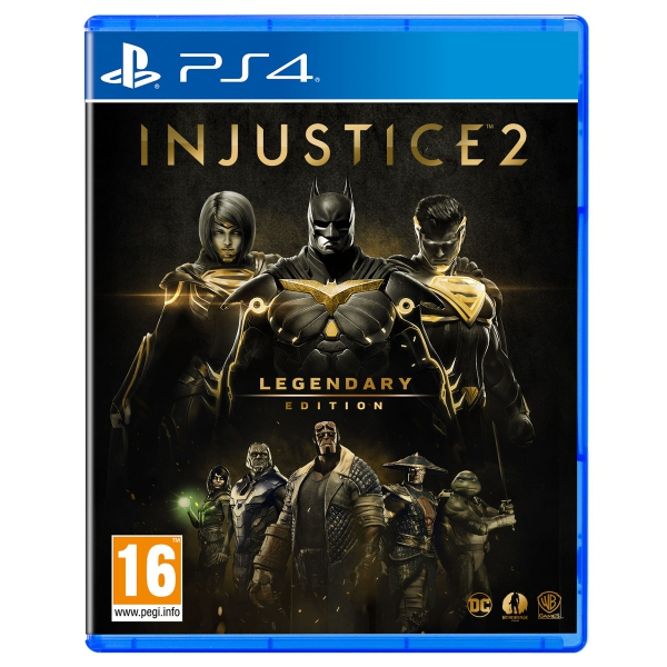 Injustice 2 Legendary Edition Goty (PS4)