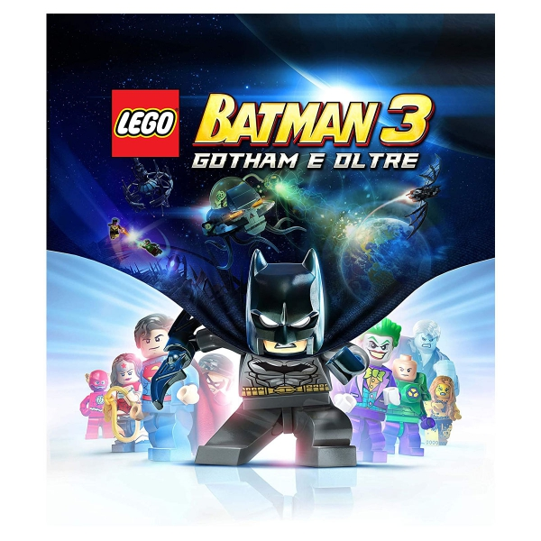 Lego Batman 3 Hits (PS4)